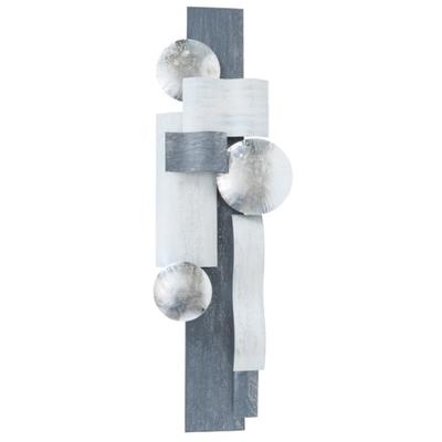 Metalen wanddecoratie Lasco