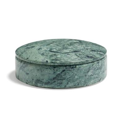 Hay Lens box green marble