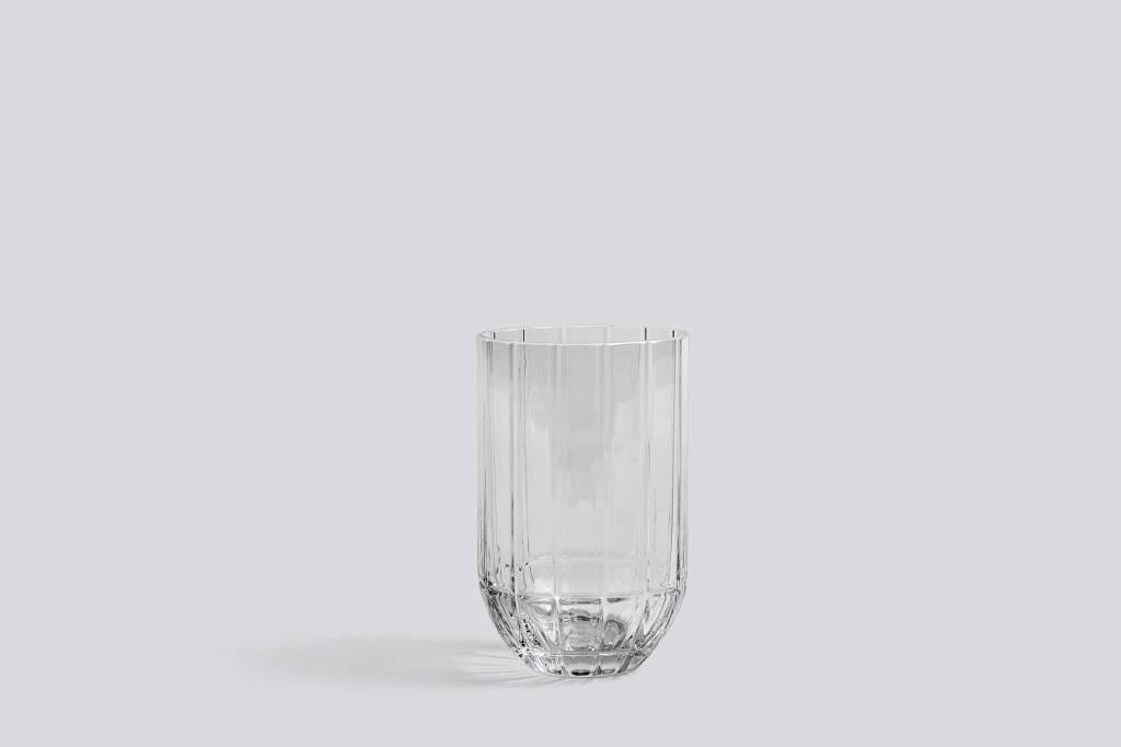 Hay Colour vase Medium transparant
