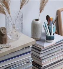 Hay Colour vase L transparant