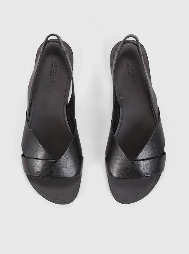 Tia leather black