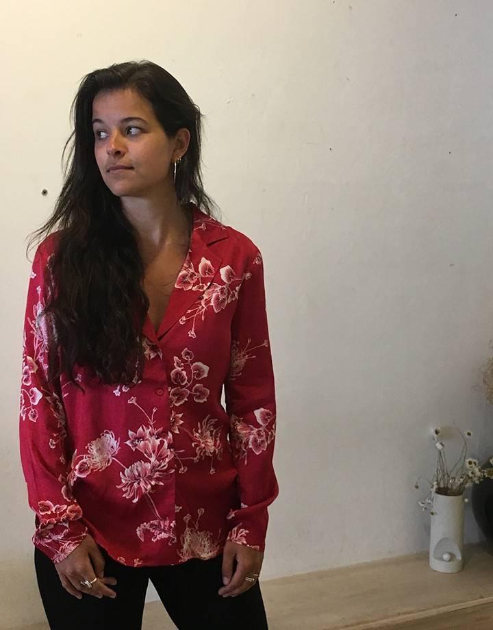 Vicky Shirt Jestler Red