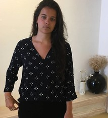 Second Female Sanja Blouse