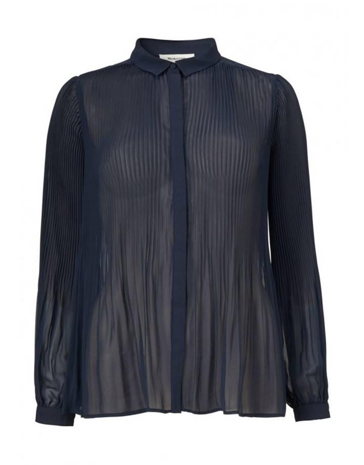 Modstrom Jordyn shirt navy