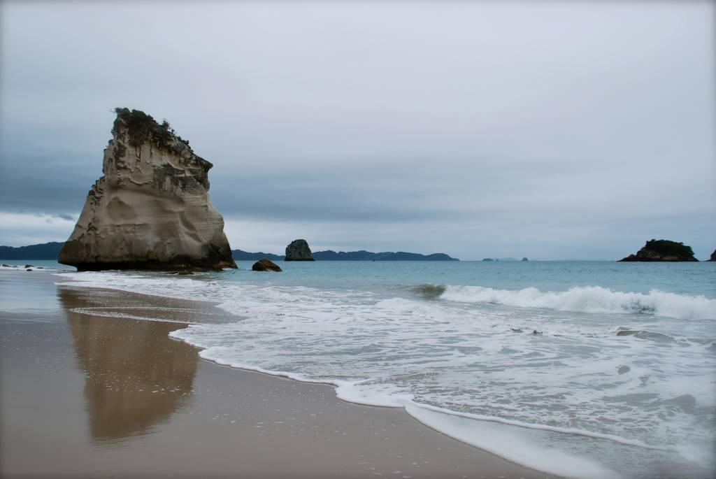 postcard blue island 1