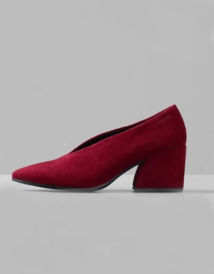 Olivia Red Plum