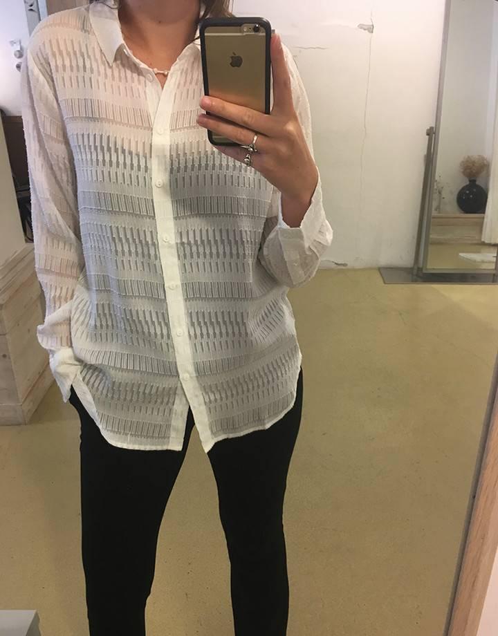 Second Female Fia shirt off white