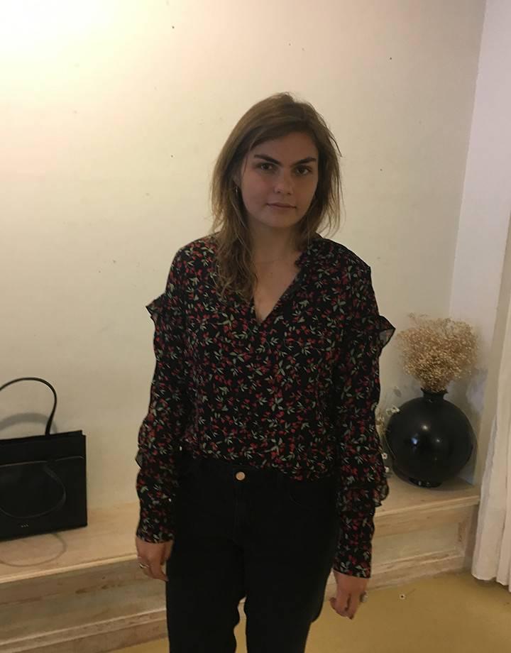 Second Female Josefine blouse