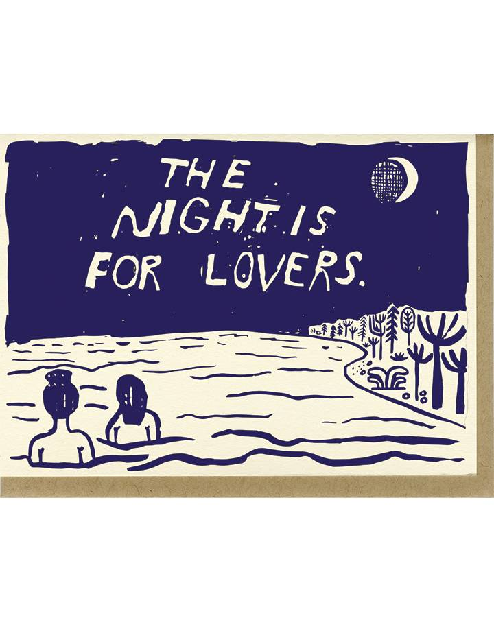 The Night by People i loved