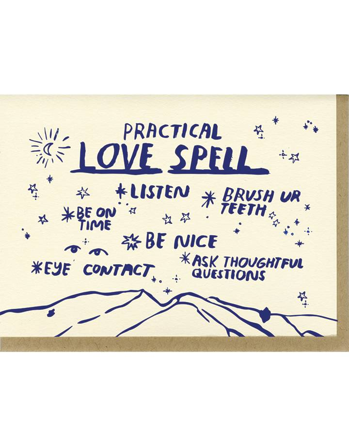 practical love spell by People I loved