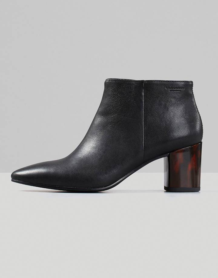Eve Ankle Boot Tortoise