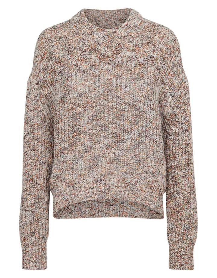 Agnete knit o neck