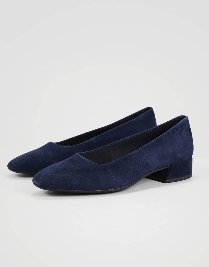 Joyce low blue
