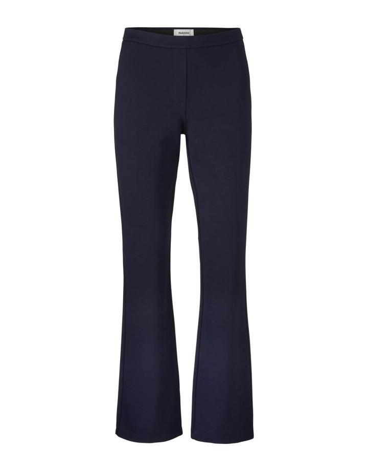 Tanny flare pants navy