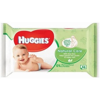 Huggies Babydoekjes Natural Care 9 Pack