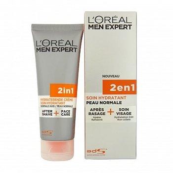 L'Oréal Men Expert Hydra Energetic 2in1 - 75ml - Aftershave en Gezichtscrème