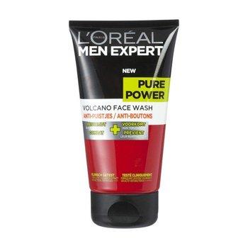 L'Oréal Men Expert Pure Power Volcano - tegen puistjes - 150ml - Gezichtsgel
