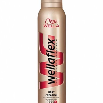 Wellaflex Mousse Heat Creation US - 200 ml