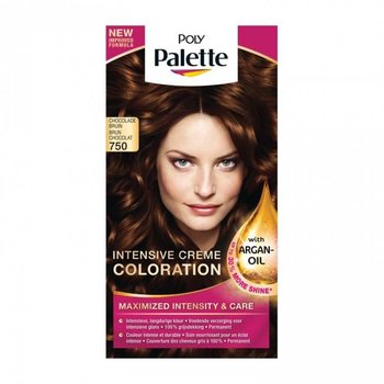 Poly Palette 750 Chocolade Bruin