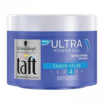 Schwarzkopf Taft Gel Ultra Chaos Gelee Pot - 200 ml