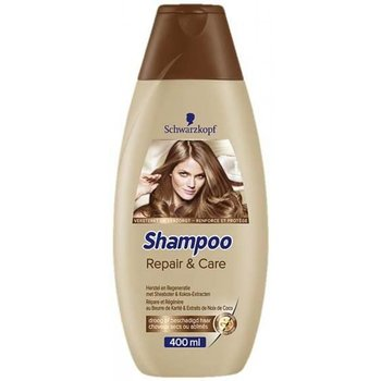 Schwarzkopf Shampoo Repair & Care - 400 ml