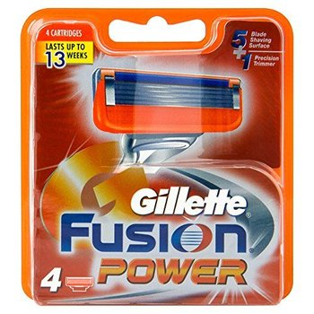 Gillette Fusion Power Mesjes 4 stuks