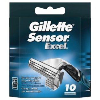 Gillette Sensor Excel  - 10 scheermesjes