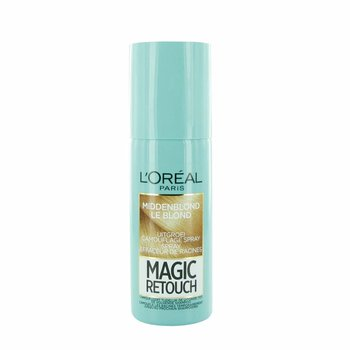 Loreal Magic Retouch Middenblond - 75 ml