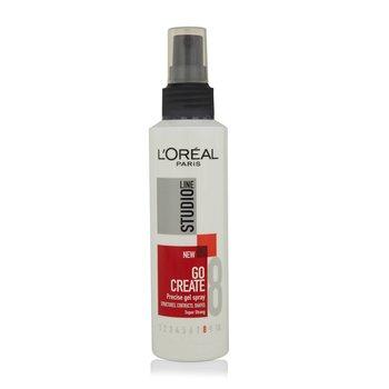 Loreal Studio Line Gel Spray Go Create SS