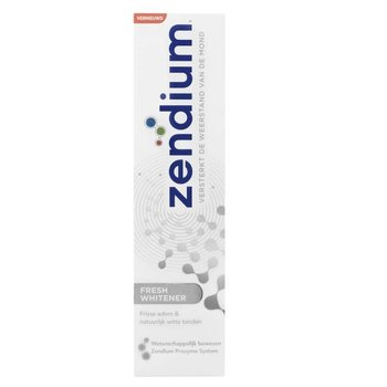 Zendium Tandpasta Fresh Whitener - 75 ml