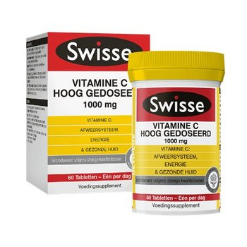 Swisse Ultiplus Vitamine C - 60 tabletten