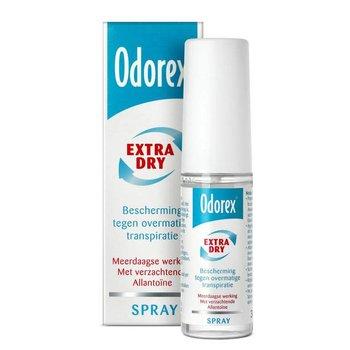 Odorex Pompspray 30 ml Extra Dry
