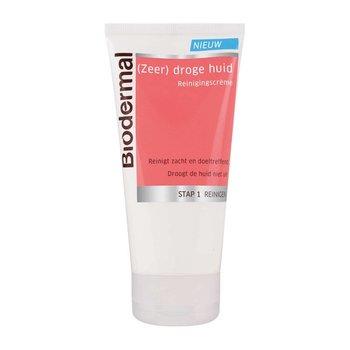 Biodermal Reinigingsmelk  150 ml 3 in 1  Voor de droge & gevoelige huid