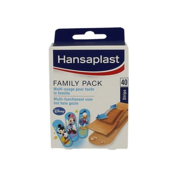 Hansaplast Family Pack - 40 strips