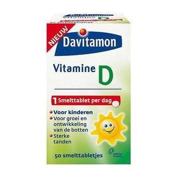 Davitamon Vitamine D Kind - 50 smelttabletten