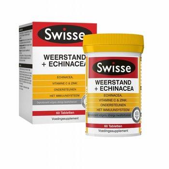 Swisse Weerstand+Echinacea - 60 tabletten