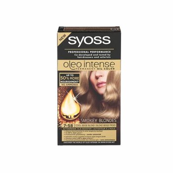Syoss Color Oleo 7-58 Cool Beige Blond