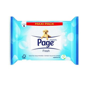 Page Vochtig Toiletpapier Maxipack 84st