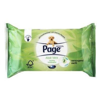 Page Vochtig Toiletpapier Navul Aloe Ver