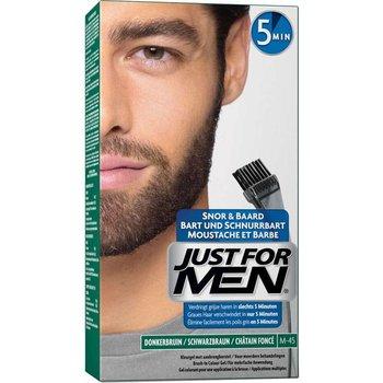 Just For Men Snor&Baard M45 Donkerbruin