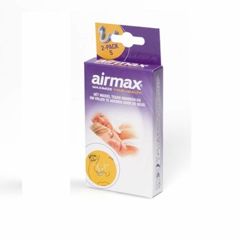 Airmax Neusklem Classic Small - 2 pack
