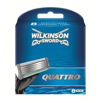 Wilkinson Sword Quattro Titanium - 8 scheermesjes