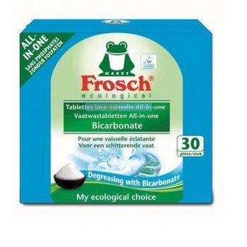 Frosch Vaatwastabletten All-in-One 30st