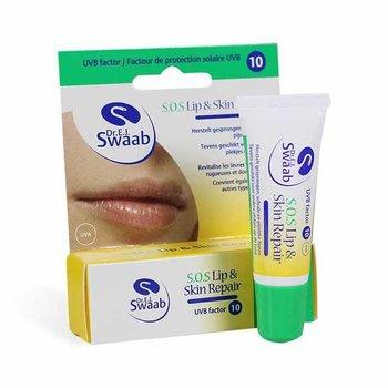 Dr. Swaab Lippenbalsem  10 ml S.O.S. Lip & Skin Repair