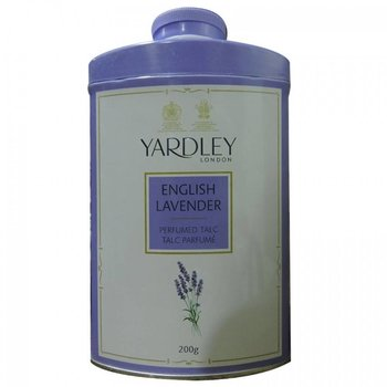 Yardley Lavender Talc Tin - 200 gram