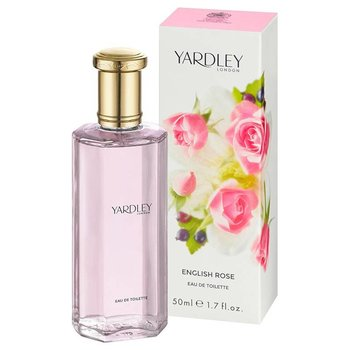 Yardley Eau De Toilette Rose - 50 ml