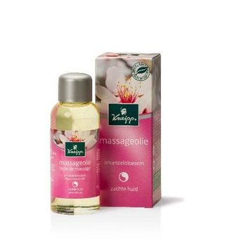 Kneipp Mini Massage Oli 20 ml Amandel