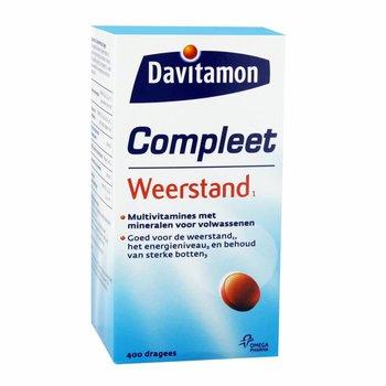 Davitamon Compleet Weerstand - 400 dragrees