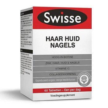 Swisse Haar Huid Nagels - 60 tabletten