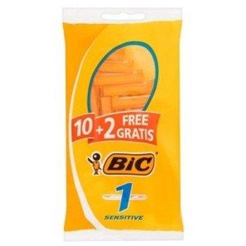 Bic Sensitive 1 Man 10+2 stuks